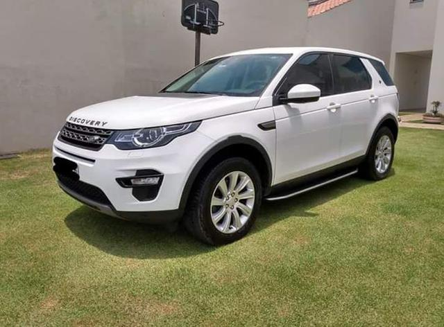 Land rover discovery sport - diesel