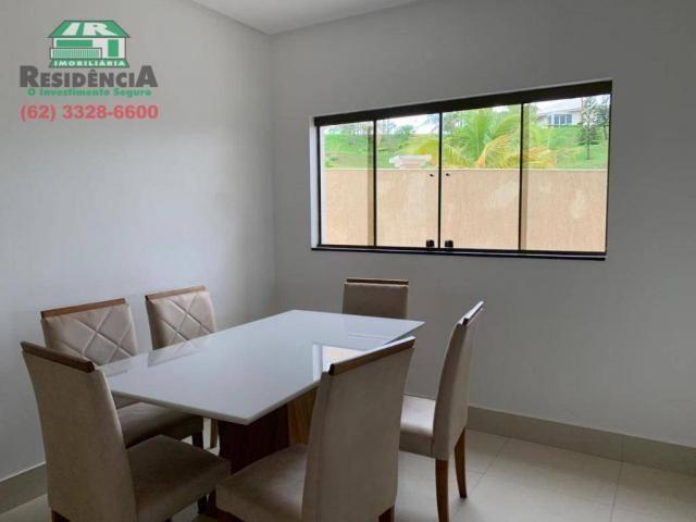 Sobrado com 4 dormitórios para alugar, 350 m² por R$ 6.000,00/mês - Residencial Sun Flower - Foto 20