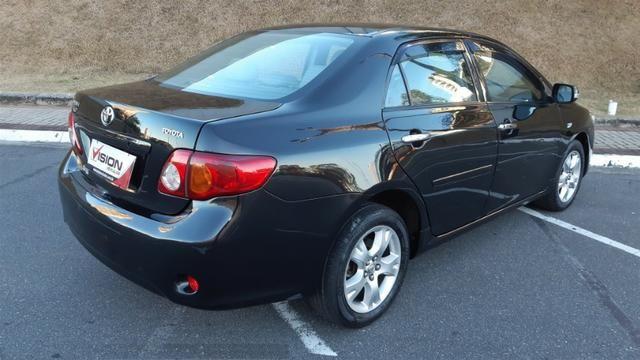 Olha a Oferta Toyota Corolla 1.8 Xei 16V Flex automatico 2009 - Foto 3