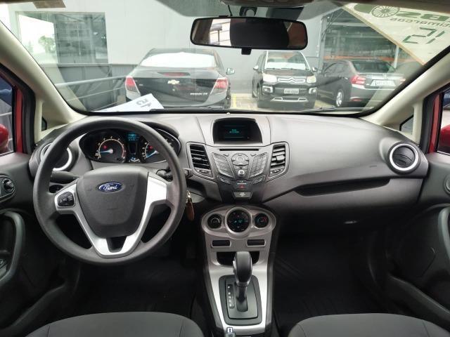 New fiesta sedan 1.6 incriveis 44km carro de garagem! automatico! - Foto 5