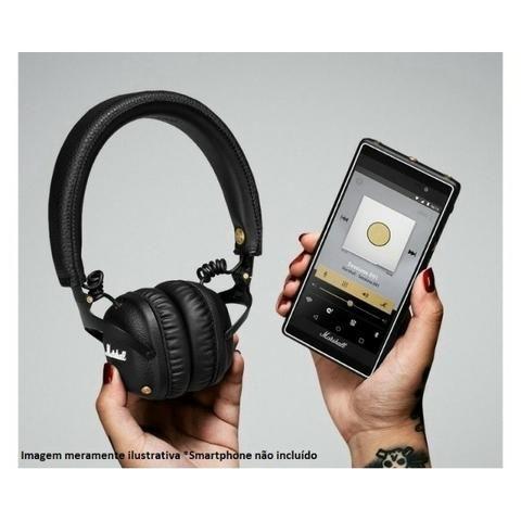 Fone de Ouvido Marshall Mid Ear 04091742 Bluetooth Preto - Foto 3