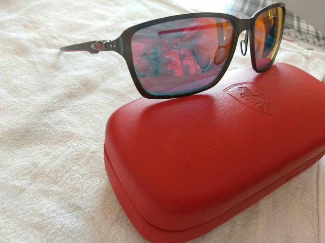 Oculos Oakley linha Ferrari Ruby Polarizado - Bijouterias, relógios ... 4872410422