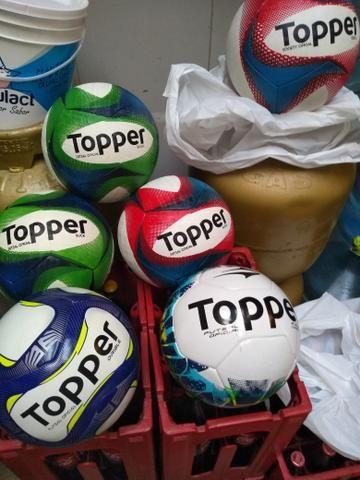 Bolas De Futsal campo E Society Todas Originais 50 Reais - Esportes ... a0d57ef4f0a0e