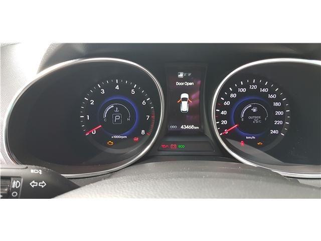 Hyundai Grand santa fé 3.3 mpfi v6 4wd gasolina 4p automático - Foto 11