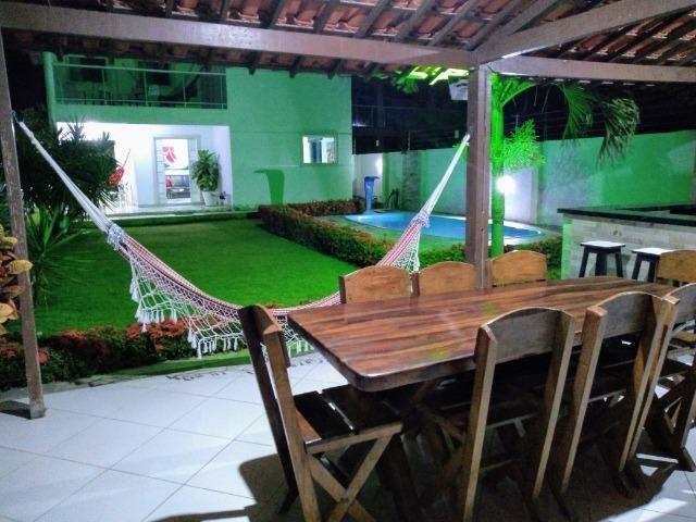 Casa Beira Mar Alugue Temporada Camaçari Lucena - Foto 18