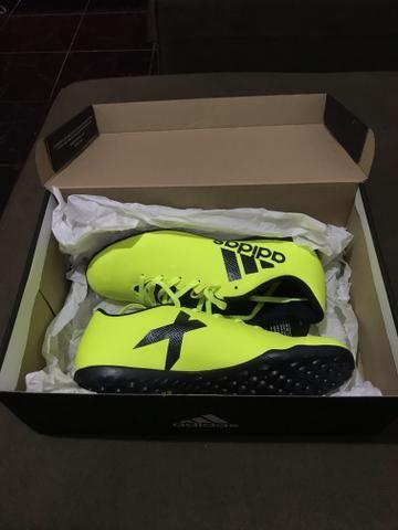 Chuteira Adidas society - X 17.4 TF - Esportes e ginástica - Cj Hab ... e6345f9537609