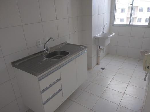 Apartamento de 47 m² no Condomínio Costa Araçagy no 12º andar 02 qtos s/ 01 suite - Foto 9