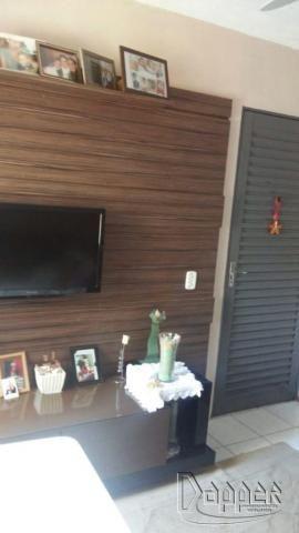 Apartamento à venda com 2 dormitórios em Rondônia, Novo hamburgo cod:17458 - Foto 5