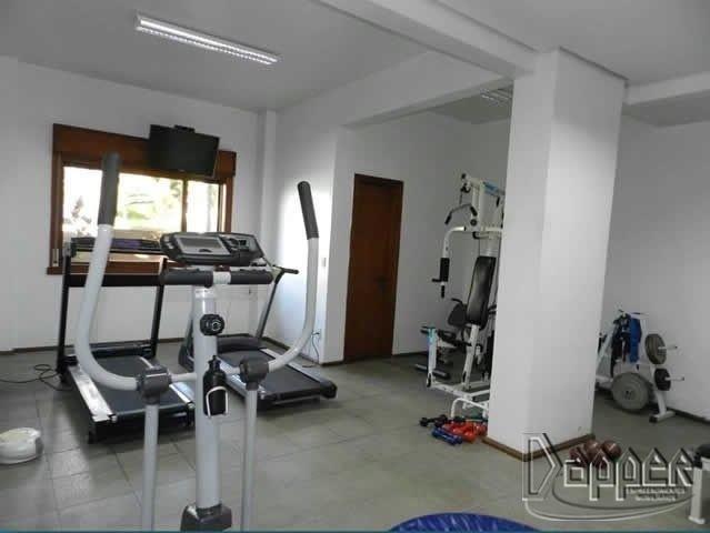 Apartamento à venda com 3 dormitórios em Ouro branco, Novo hamburgo cod:13175 - Foto 15