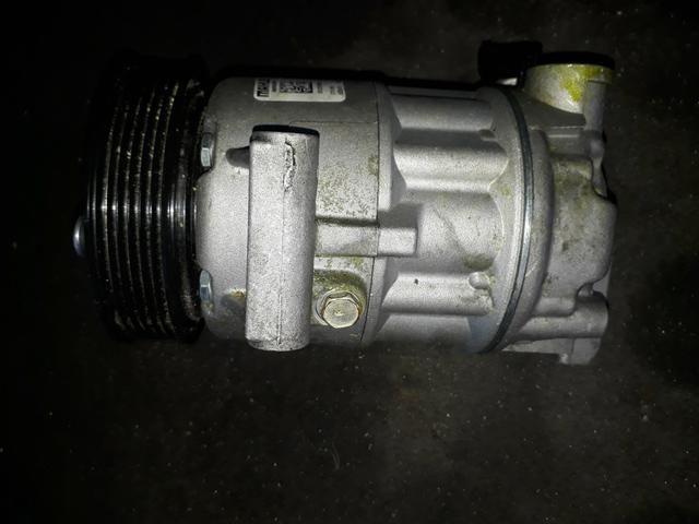 Compressor ar condicionado fiat toro diesel 2015 2019