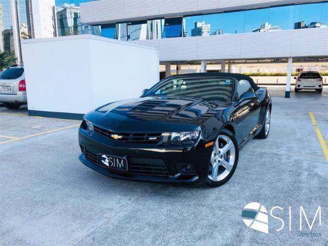 GM Chevrolet Camaro SS 6.2 Conversível V8 - TOP - 2014 - Foto 2