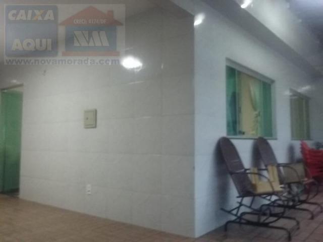 00676 - QNP 14! Aceito casa Vicente Pires! - Foto 15