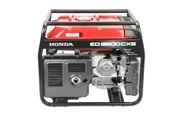 Gerador de Energia Honda EG6500 CXS ( 6,5 KVA )