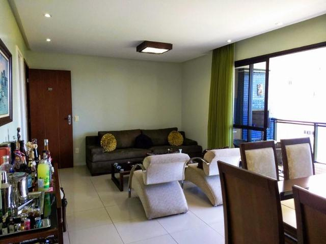 Apartamento 3/4 Alphaville 106 m² com 2 vagas Condomínio com Lazer Completo - Foto 4