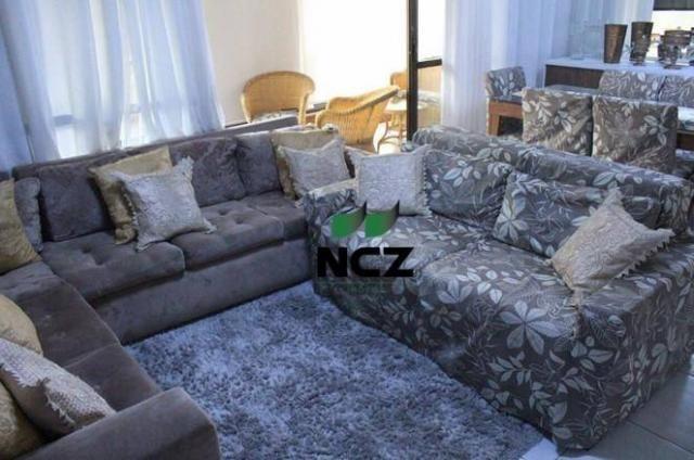 Apartamento com 4 dormitórios à venda, 106 m² por r$ 550.000 - Foto 4