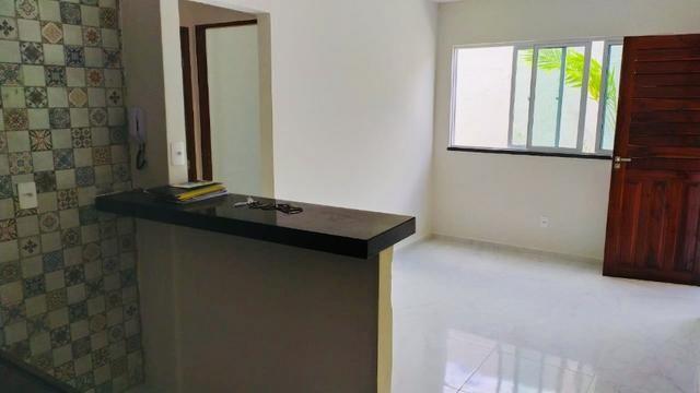 Lindo apartamento com fino acabamento 50 m2 , 02 suítes todo no porcelanato - Foto 15