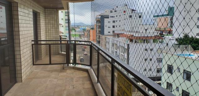 Apartamento lateral, prédio de frente para a Praia do Morro Guarapari - Foto 5