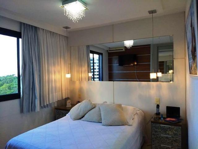 Apartamento 3/4 Alphaville 106 m² com 2 vagas Condomínio com Lazer Completo - Foto 9