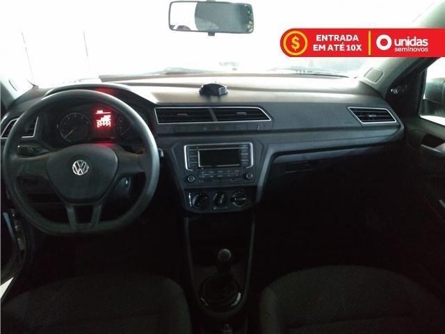 Volkswagen Voyage 1.6 msi totalflex 4p manual - 2019 - Foto 5