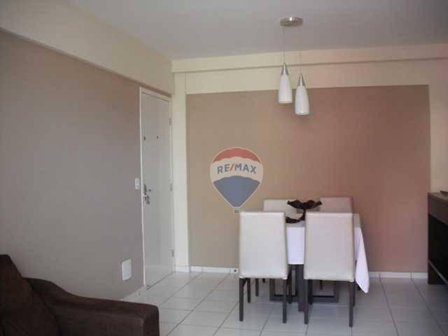 Apartamento com 2 dormitórios 70 m² - planalto - natal/rn - Foto 3
