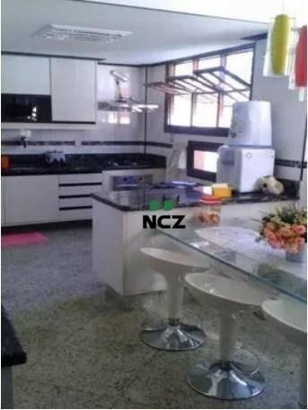 Casa com 6 dormitórios à venda, 650 m² por r$ 2.300.000 - piatã - salvador/ba - Foto 10