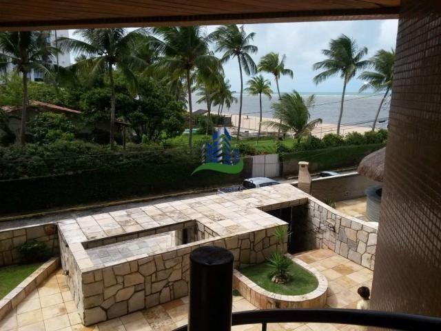 Apartamento alto luxo, 4 quartos, beira mar de candeias - Foto 18
