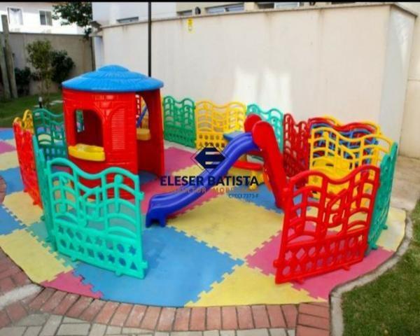 WC - Apartamento Ilha de Vitória 2 Quartos - Colina de Laranjeiras ES - R$ 144.500,00 - Foto 7