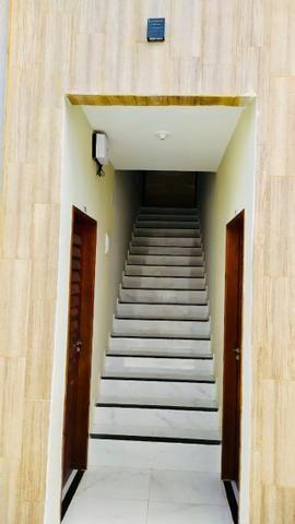Lindo apartamento com fino acabamento 50 m2 , 02 suítes todo no porcelanato - Foto 7
