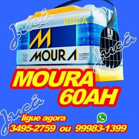 Meeeega ooferta!!!!!!! bateria moura 60 ah
