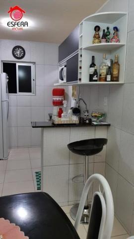 Apartamento para Venda em São Gonçalo do Amarante, Jardim Lola, 2 dormitórios, 1 banheiro, - Foto 4