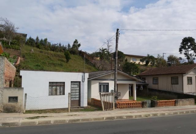 CASA ALVENARIA - AMPLO TERRENO - 900,00m² - SÃO RAFAEL - RIO NEGRINHO - Foto 8