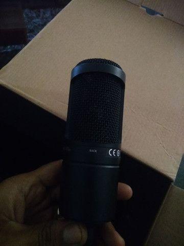 Microfone condensador,audio-tecnica - Foto 4
