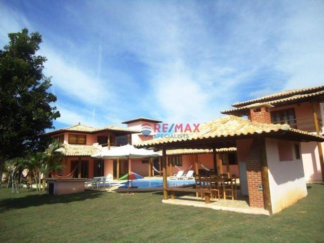 RE/MAX Specialists vende casa localizado no Corais do Arraial.