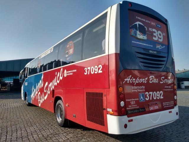 Ônibus rodoviário Irizar Mercedes - Foto 11