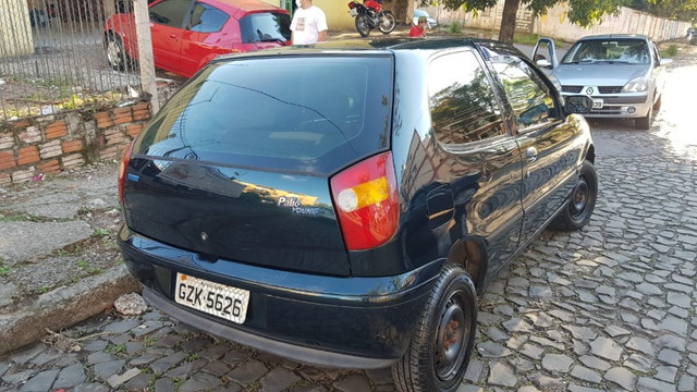 Palio 1.0 Young 2001 - Foto 4