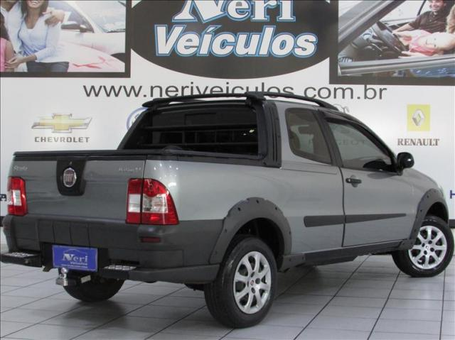 Fiat Strada 1.4 Mpi Working cd 8v - Foto 4