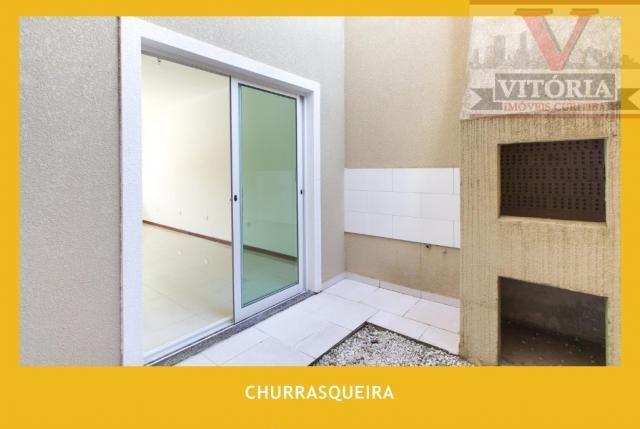 SOBRADO À VENDA, 139 M² POR R$ 400.000,00 - FAZENDINHA - CURITIBA/PR - Foto 3