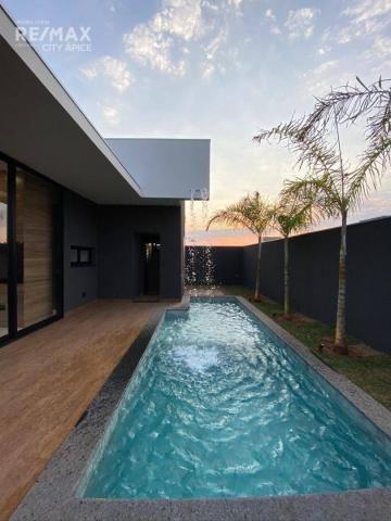 Casa térrea com 3 suítes - Alphaville 2 - Campo Grande/MS - Foto 10