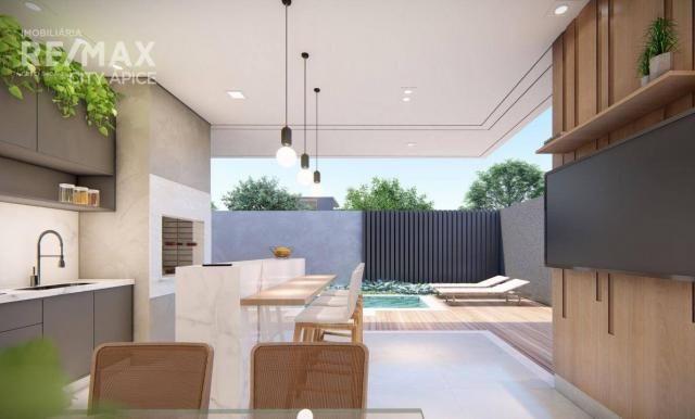 Casa com 3 suítes à venda, 211 m² por R$ 1.290.000 - Parque dos Novos Estados - Campo Gran - Foto 8
