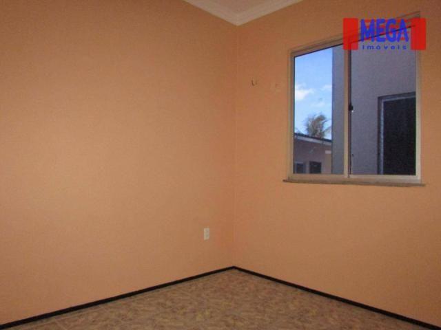 Apartamento com 2 quartos para alugar, no Vila União - Foto 4