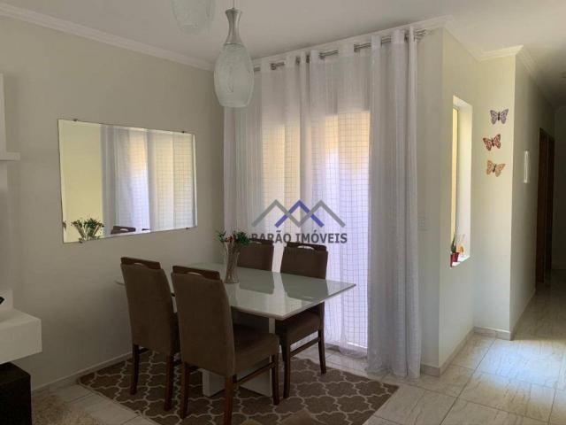 Casa com 3 dormitórios à venda, 90 m² por R$ 420.000,00 - Residencial Santa Giovana - Jund - Foto 17