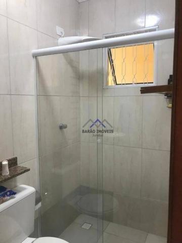 Casa com 3 dormitórios à venda, 90 m² por R$ 420.000,00 - Residencial Santa Giovana - Jund - Foto 4