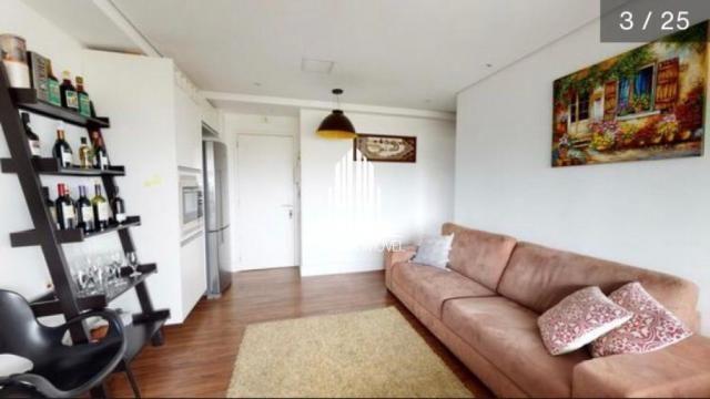 Apartamento 2 dormitórios com 1 suíte e 1 vaga na Barra Funda - Foto 2