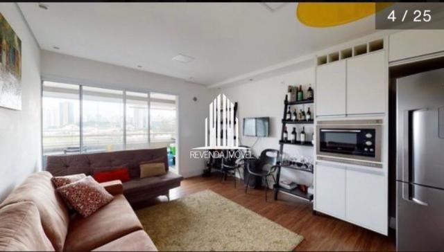 Apartamento 2 dormitórios com 1 suíte e 1 vaga na Barra Funda - Foto 3