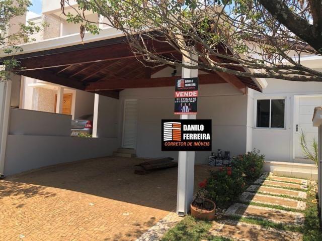 Casa com 3 dormitórios à venda, 145 m² por R$ 680.000 - Condomínio Aldeia de España - Itu/