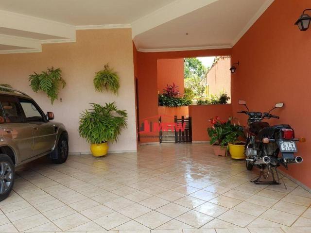 Sobrado com 4 dormitórios, 380 m² - venda por R$ 1.100.000,00 ou aluguel por R$ 4.000,00/m - Foto 3