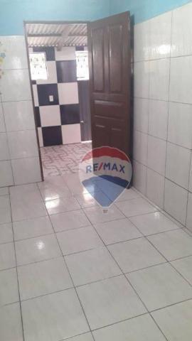 Casa com 2 dormitórios à venda, 60 m² por R$ 60.000,00 - Municípios - Santa Rita/PB - Foto 4