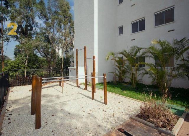 Apartamento com 2 dormitórios à venda, 47 m² por R$ 250.000,00 - Campo Limpo - São Paulo/S - Foto 10