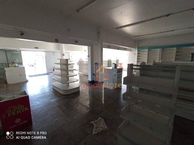 Loja para alugar, 233 m² por R$ 6.800,00/mês - Centro - Londrina/PR - Foto 15