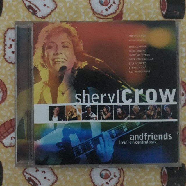 CD Sheryl Crow and Friends - Live from Central Park